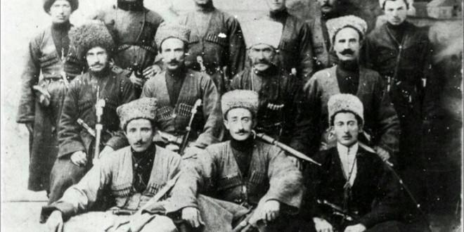 Октябрьская революция в судьбах всадников и офицеров кабардинского конного полка (1917–1920 гг.)