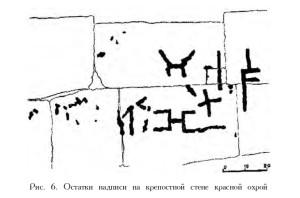 ост надписи